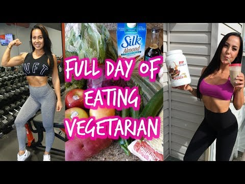 Full Day Of Eating *Vegetarian
