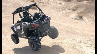 9. Polaris Rzr 900s at Ocotillo Wells