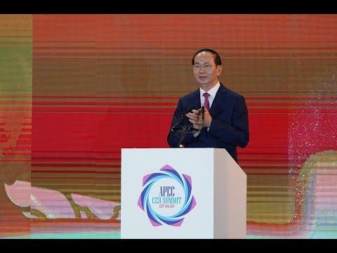 Hội nghị Thượng đỉnh Doanh nghiệp APEC 2017