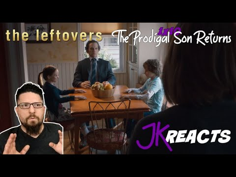 The Leftovers REACTION Season 1 FINALE: The Prodigal Son Returns