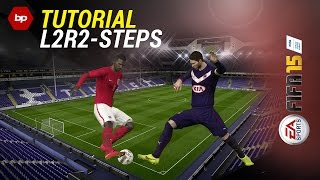 Check out this FIFA 15 tutorial video about the L2R2-steps. A powerful trick to beat the defender in a 1vs1 situation.Subscribing would be highly appreciated - http://goo.gl/oJVMLG▼Click here for additional information! :-)• Order FIFA 15 and support bPartGaming for free!http://goo.gl/fHGIcGThanks!Song: Tobu - Infectious• Social MediaFacebook: http://bit.ly/bPG-FacebookTwitter: http://bit.ly/bPG-TwitterGoogle+: http://bit.ly/bPG-Googleplus