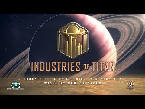 Industries of Titan teaser trailer