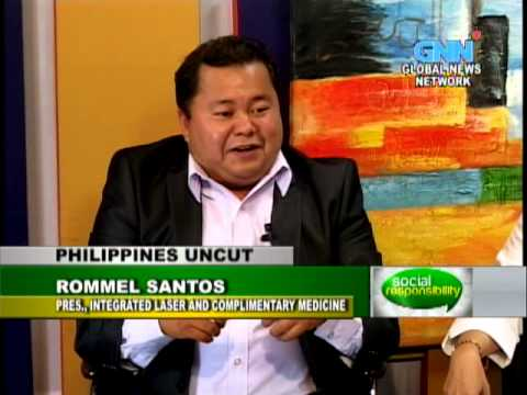 Intravenous (IV) Laser Therapy in the Philippines ( MARCH 21 2014 PART2)