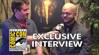 "Comic Con 2014: Dylan ""Hornswoggle"" Postl Interview (HD) Leprechaun Origins"