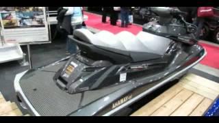 6. 2013 Yamaha Wave Runner FX Cruiser SHO Jet Ski