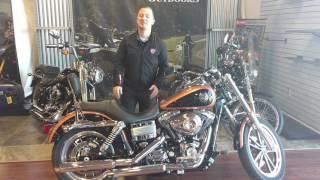 8. 2008 Harley Davidson Dyna Low Rider