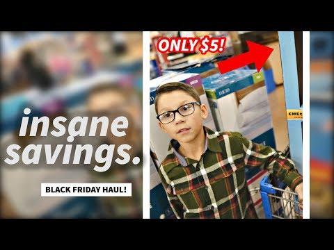 MASSIVE SAVINGS! CRAZY BLACK FRIDAY FINDS!