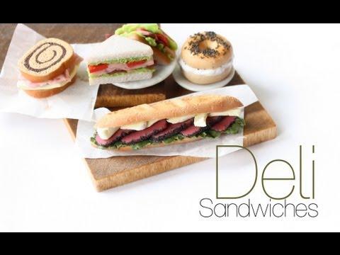 Tuto fimo sandwich