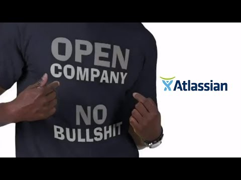 Atlassian Core Values