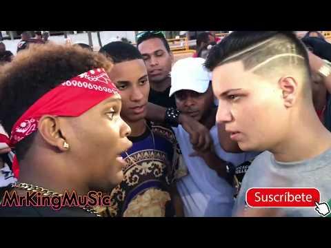 Frases bonitas - Enfrentamiento! Felpa Divo Vs Klasico KND - Batalla de FreeStyle en Guibia 2018