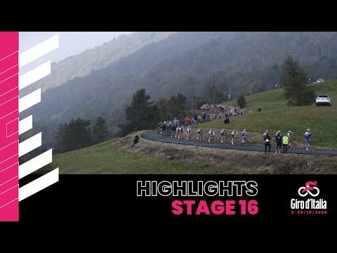 Giro d'Italia 2020 | Stage 16 | Highlights