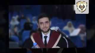 مناقشة رسالة ماجستير الباحث محمود  صرصور