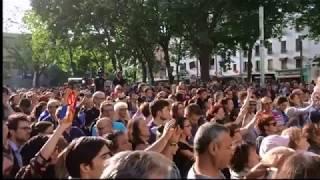 Video 1500 personnes à Montreuil pour Corbière et Mélenchon ! (extrait) MP3, 3GP, MP4, WEBM, AVI, FLV Mei 2017