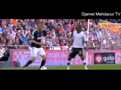 Real Madrid Mourinho   The Fastest Counter Attack In The World Djamel Mehdaoui 1 (видео)