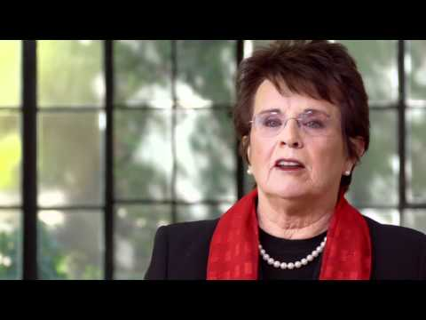 Billie Jean King: Sports Scholarships for Girls