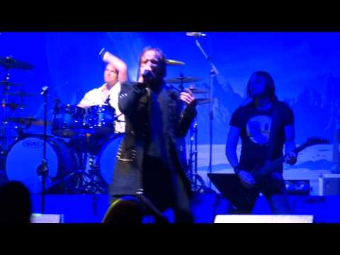 Edguy - 1. Intro + Love Tyger - Live @Amfiteáter, Banská Bystrica (SK), 22.08.2015 (видео)