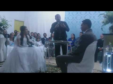 Casamento em Cumaru do Norte PA - Pr. Jose dos Santos