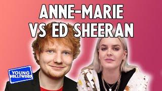 Video Why Did Singer Anne-Marie Punch Ed Sheeran?! MP3, 3GP, MP4, WEBM, AVI, FLV Agustus 2018