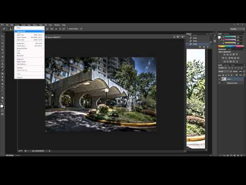 HDR tutorial Photoshop CS6 and Photomatix the best of both worlds with any DSLR
