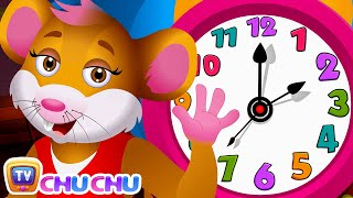 Here comes a new version of your favourite Hickory Dickory Dock Nursery Rhyme. Make your kids enjoy this story in which a group of mice are frightened by a h...