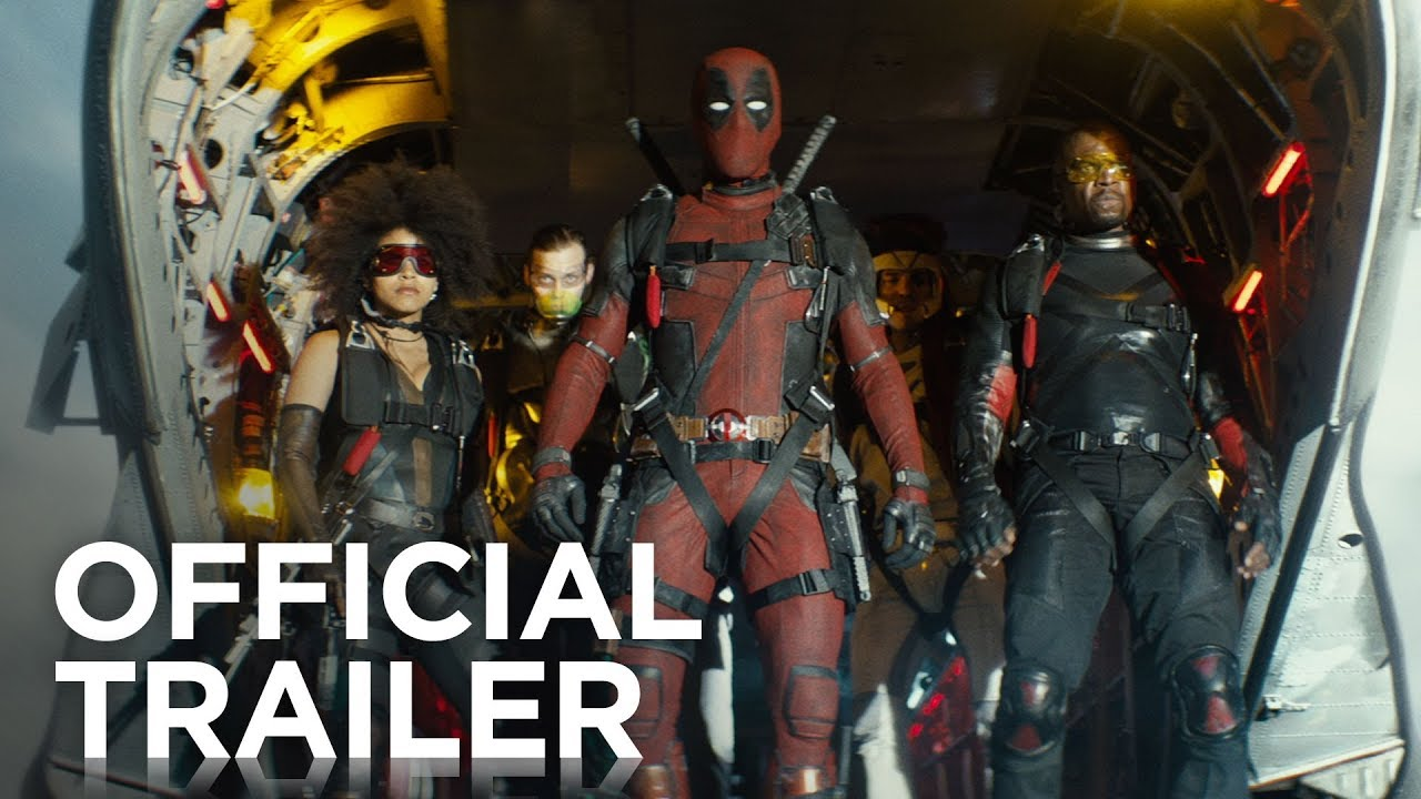Prepare for the Second Coming with Ryan Reynolds in 'Deadpool 2' (Teaser Trailer) with Josh Brolin & More