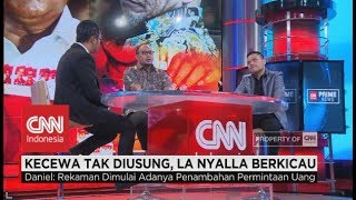 Video Kecewa Tak Diusung Gerindra, La Nyalla Berkicau Mahar Politik Milyaran Rupiah MP3, 3GP, MP4, WEBM, AVI, FLV Desember 2018