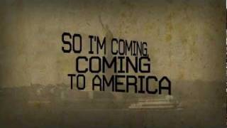 """Coming To America"" Lyric Video - K'NAAN"