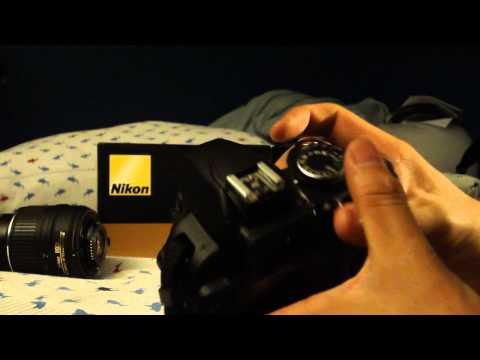 Nikon D3100 DSLR Camera Review