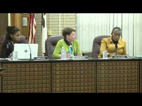 Springfield Public Schools Board Meeting February 16, 2016