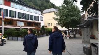فادوز عاصمة ليختنشتاين Vaduz the capital Liechtenstein.
