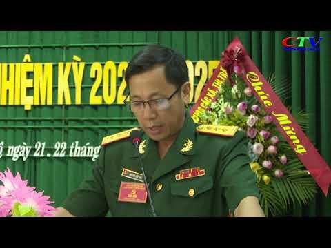 Đại hội Đảng bộ Quân sự huyện nhiệm kỳ 2020-2025