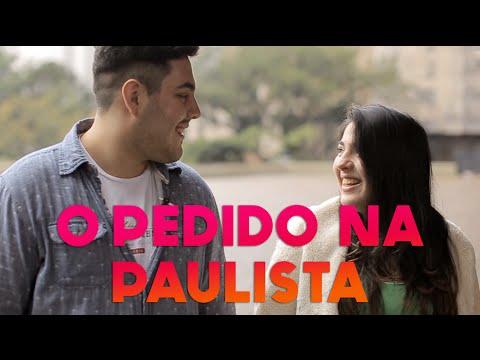 O Pedido Perfeito de Casamento na Paulista