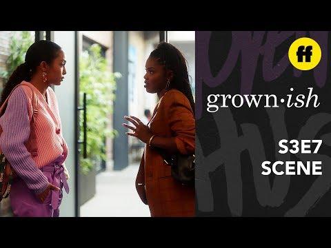 grown-ish Season 3, Episode 7 | Zoey Struggles To Balance School And Work | Freeform