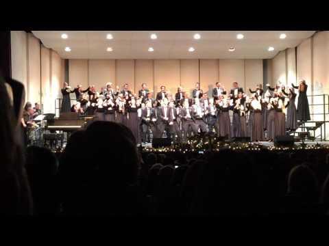 Gilbert High School Concert Choir - Bollywood song (видео)
