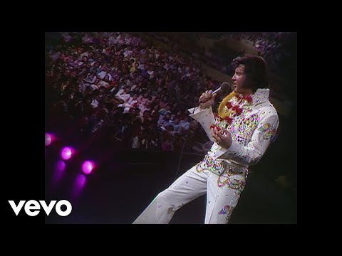 Elvis Presley - Hound Dog (Aloha From Hawaii, Live in Honolulu, 1973)