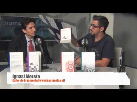 Ignasi Moreta presenta les últimes novetats de Fragmenta a 'Religión Digital'