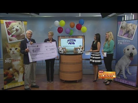 Humane Society Of Southern Arizona - Pledge For Pets Thursday Veterinary Specialty Center Of Tucson