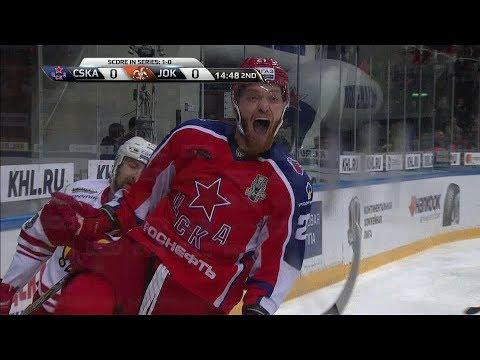 Григоренко замыкает шикарную передачу Ничушкина (видео)
