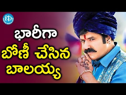 Balakrishna 100th Movie Satellite Rights Sold For Record Price