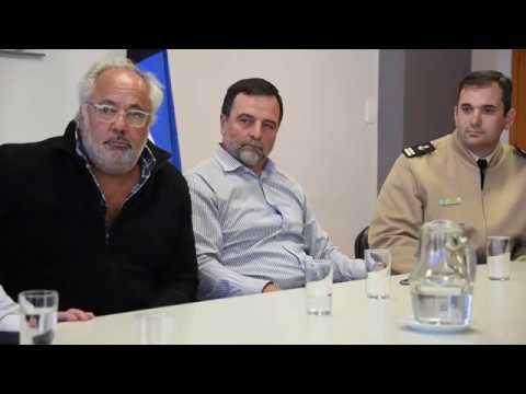 """Presidente de la ONG """"Travesía por Mogotes"""", Gustavo Weber."""