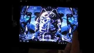 Biomechanical Droid Wallpaper YouTube video