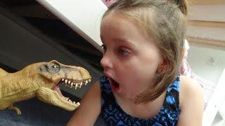 Pet Dinosaur Poops Under My Bed