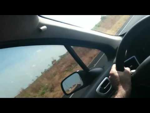 Peugeot 307 2.0 Sedan Teste Drive Frenagem