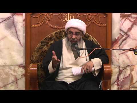 سماحة الشيخ محمد السند ـ درس العقائد30ربيع الأول 1437 ـ 11ـ1ـ2016