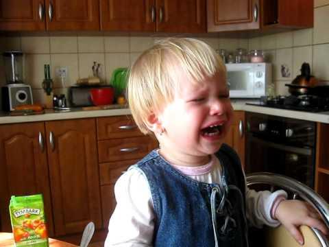 Gosia - Płacze czy nie płacze?