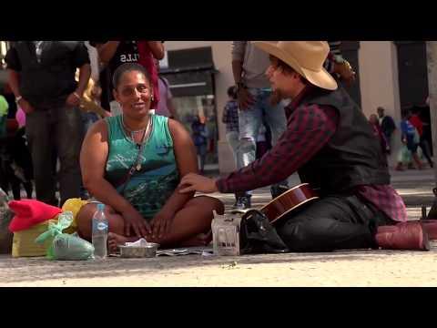 Pânico na Band - PÂNICO NA RUA: SIDNEY SERTANEJO AJUDA MORADORA DE RUA