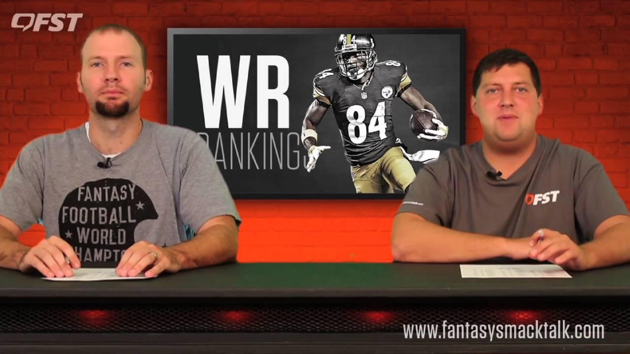 Fantasy Football Week 3 Player Rankings thumbnail