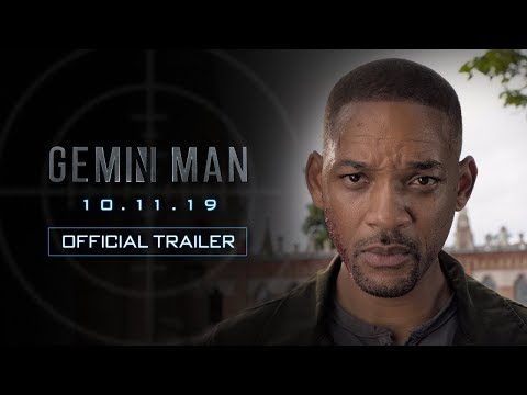 Gemini Man (2019)   Official Trailer   Paramount Pictures   Experience it in IMAX®