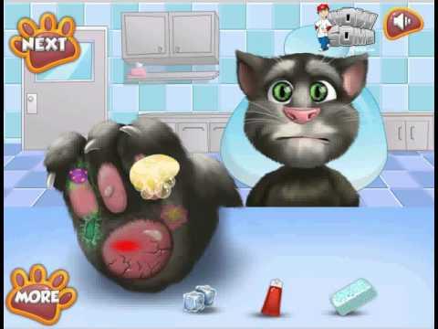 Mèo Tom Bị Đau Chân - Tom Cat Band