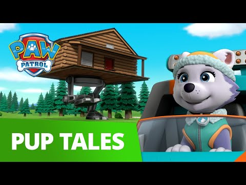 PAW Patrol | Pups Save Uncle Otis from his Cabin | Rescue Episode | PAW Patrol Official & Friends